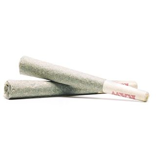 Cannabis pre-rolled joints